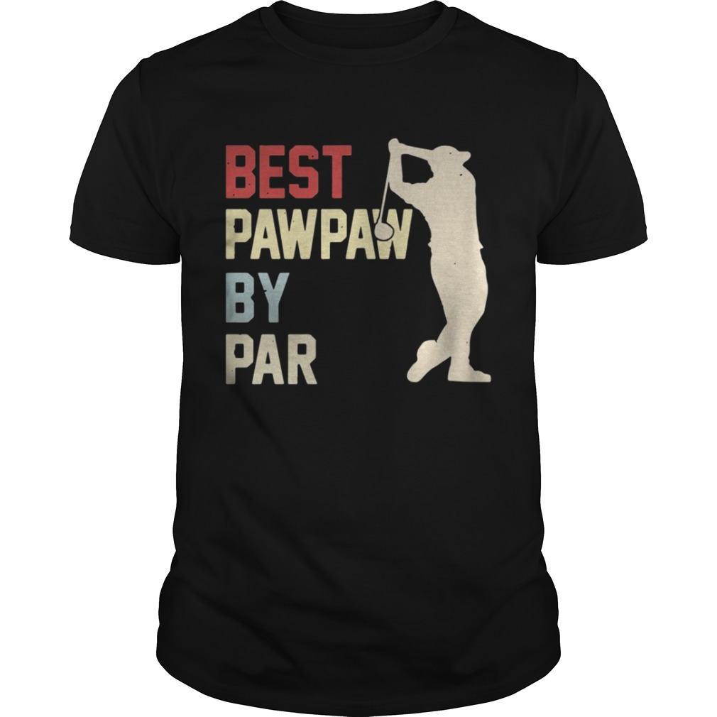 Best Pawpaw by par Golf shirt