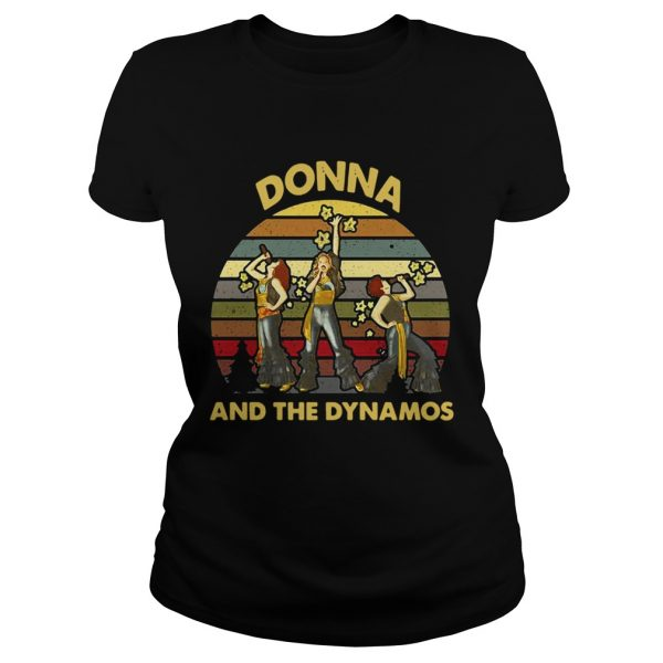 Donna and the Dynamos classic ladies