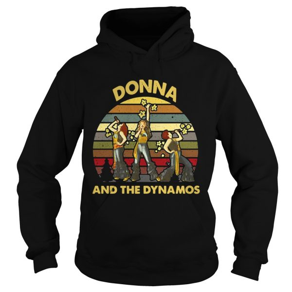 Donna and the Dynamos hoodie
