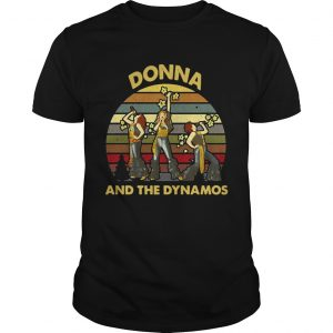 Donna and the Dynamos unisex