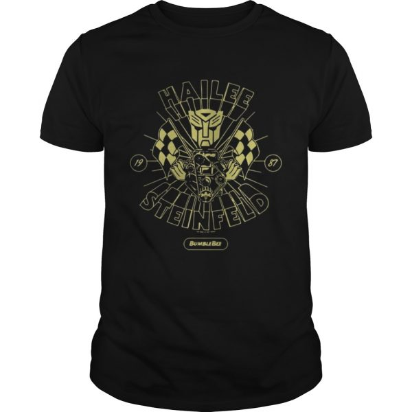 Hailee Steinfeld Bumblebee Transformers New small Promo unisex