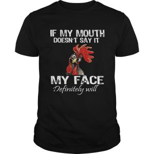 Cock if my mouth doesnt say it my face definitely will unisex