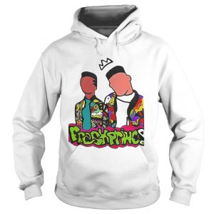 No Face The Fresh Prince and Carlton Man couple hoodie