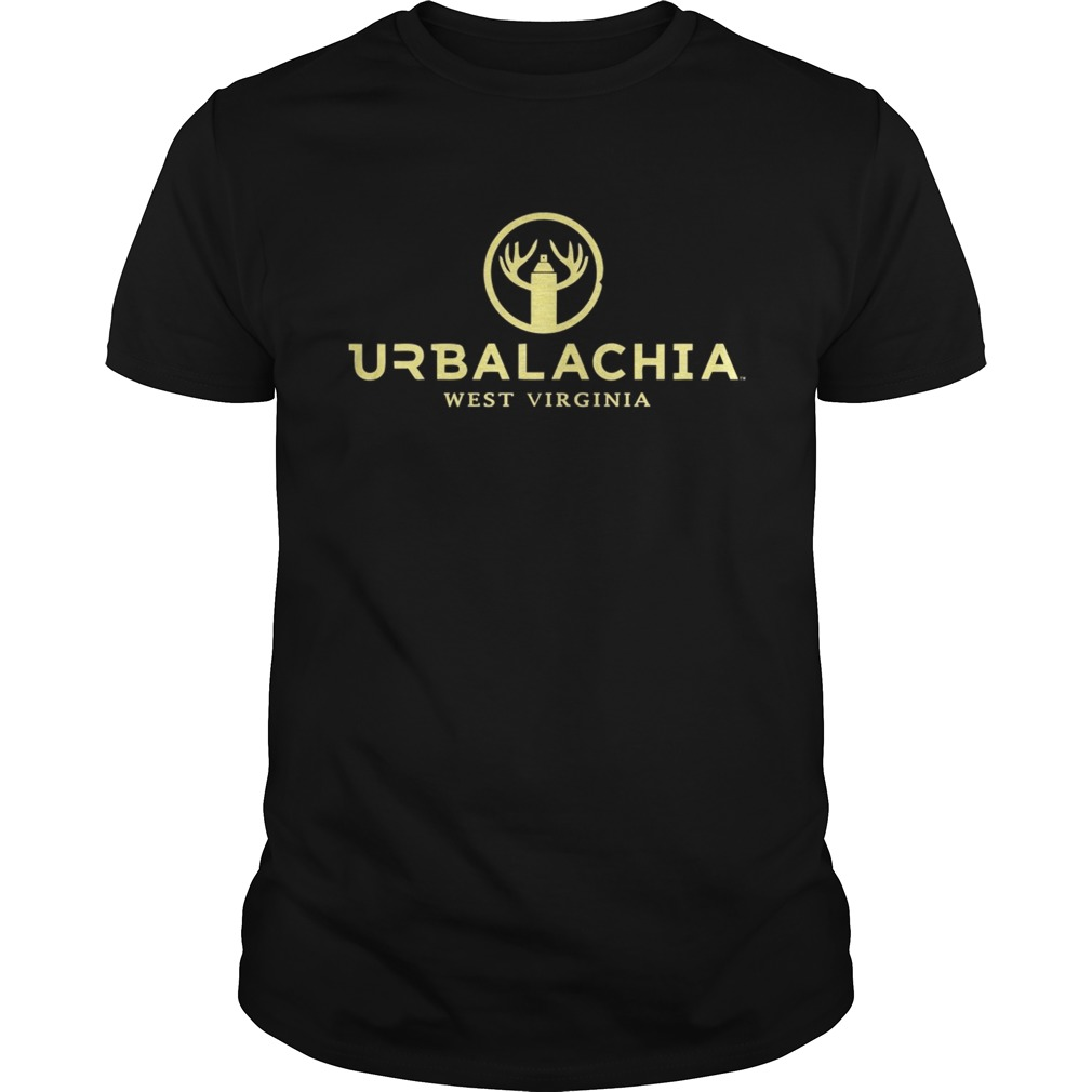 Urbalachia west virginia shirt
