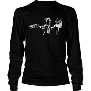 Bryce Harper Pulp Fiction longsleeve tee