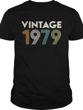 Official vintage 1979 shirts