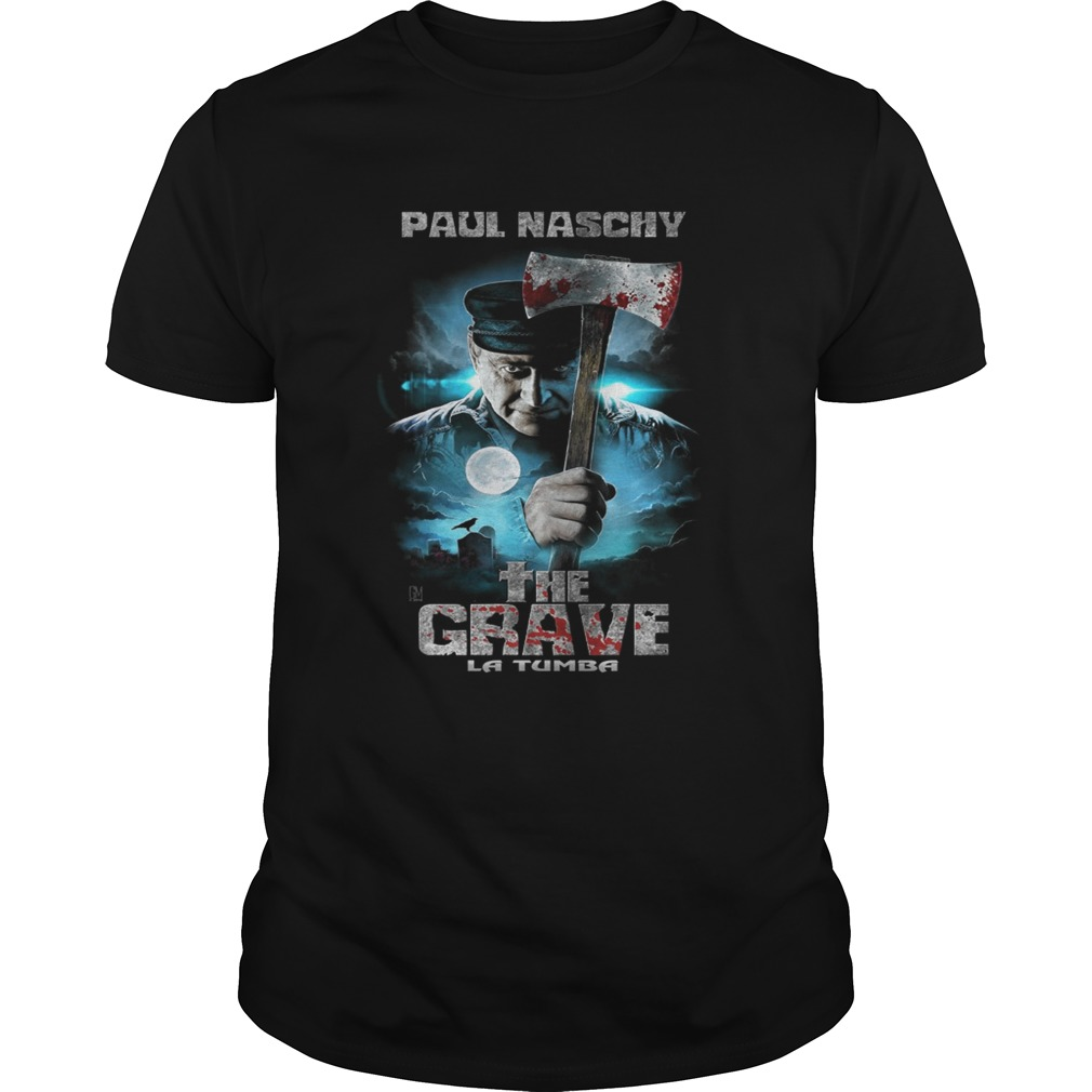 Paul naschy the crave la tumba shirt