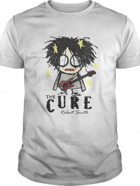 The Cure Robert Smith shirts