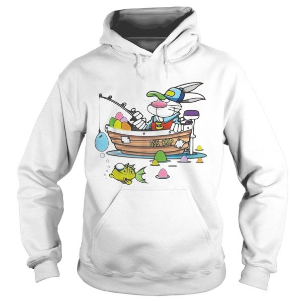 Easter Shirt For Boys Men Dad Fishing hoodie