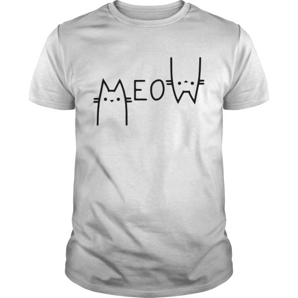 Official Cats meow unisex