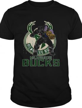 Thanos Milwaukee Bucks Avenger Endgame shirt