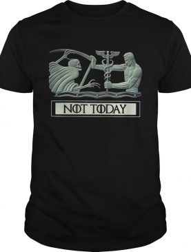 Angel and Devil not today Game of Thrones shirt
