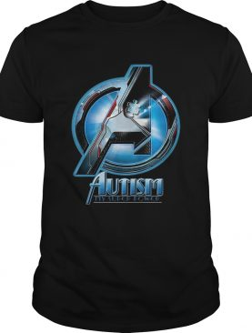 Avengers autism my superpower shirt