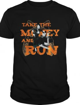 Bonnie take the money and run shirt