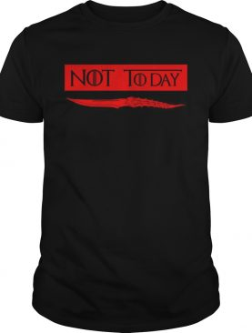 Catspaw Blade Dagger NOT today shirt