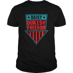 Daisy dukes of freedom unisex