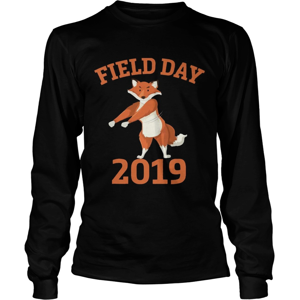 85e256e42 Field Day 2019 Flossing Fox Funny T-shirt - Trend T-Shirt