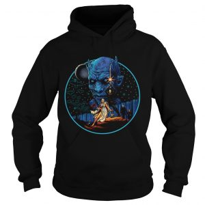 Game of Thrones Jon Snow Daenerys Targaryen and The Night King hoodie