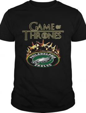 Game of Thrones Philadelphia Eagles mashup shirt