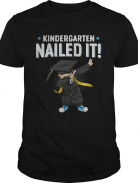 Kindergarten nailed it dabbing shirt