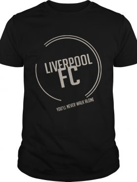 Liver FC You'll Never Walk Alone T-shirt