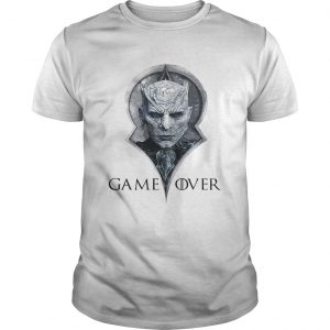 Night king game over Game of Thrones unisex