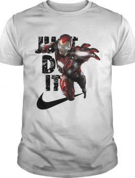 Nike Iron Man just it shirt