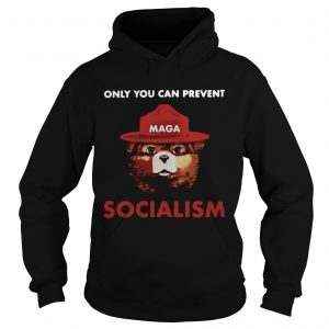 Only you can prevent socialism hoodie
