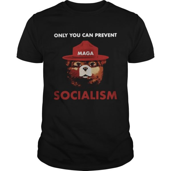 Only you can prevent socialism unisex
