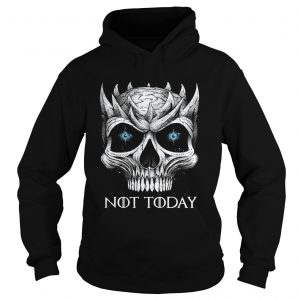 Punisher Night King not today hoodie