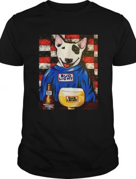 Spuds Mackenzie Bud Light shirt