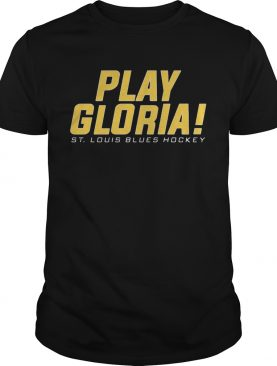 St Louis Blues Play Gloria Mug shirt
