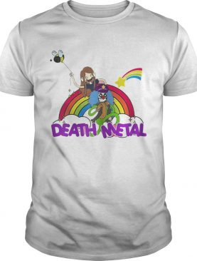 Toki and Dr. Rockso Death Metal shirt