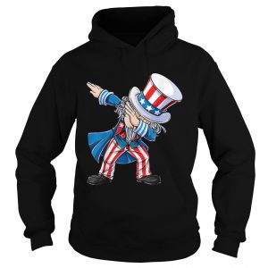 4th Of Julys For Kids Dabbing Uncle Sam Boys Gifts hoodie