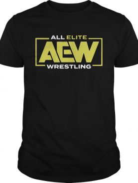 AEW All elite wrestling shirts