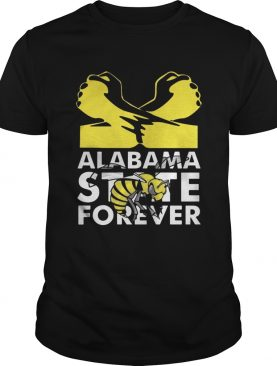 Alabama State Forever shirt