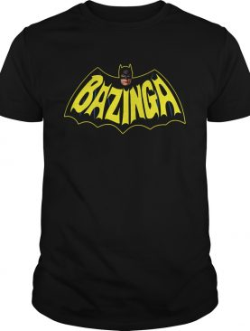 Batman Bazinga shirt