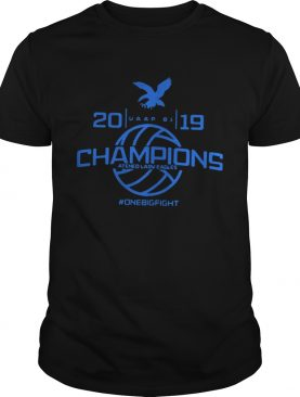 Champions Ateneo Lady Eagles 2019 onebigfight shirt