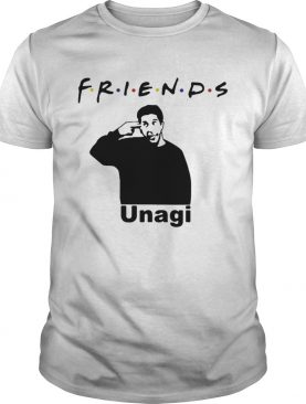 Friends unagi shirt