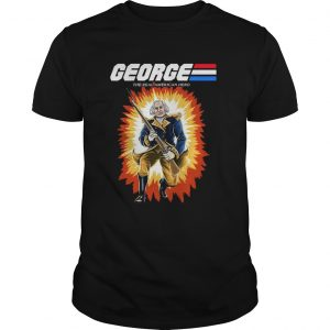 George Frank The Real American Hero Premium unisex
