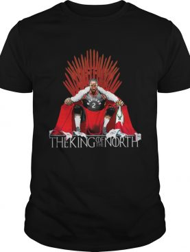 Kawhi Leonard iron Throne The King Of The North shirt