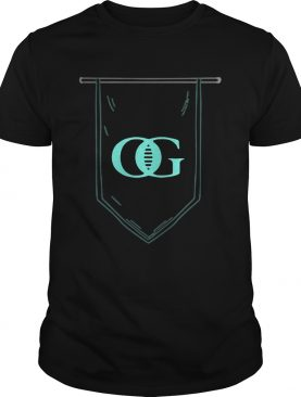 Old Guard OG shirt