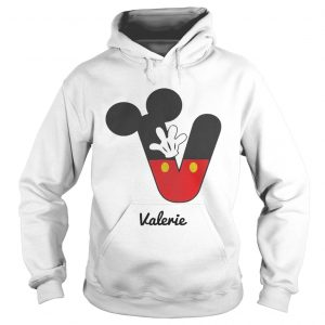 Personalized Name V Begins Mickey Hat Funny hoodie