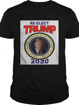 Reelect Trump 2020 shirt