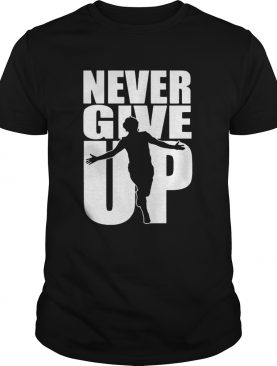 Salah Never Give Up Liverpool Fc Women Tshirt