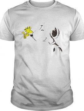 Snoopy and Woodstock bestfriend Peanuts shirt