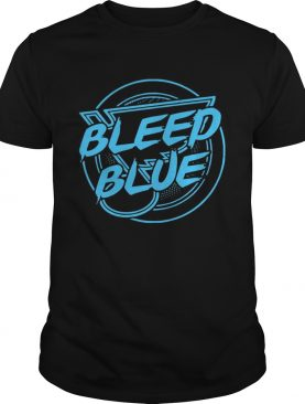 St Louis Blues Bleed Blue Tshirt