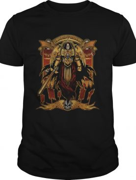 The GodEmperor of Mankind shirt