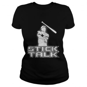 Tim Anderson Stick Talk ladies tee