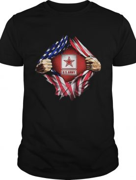 US Army inside me Independence day 4th of July shirt